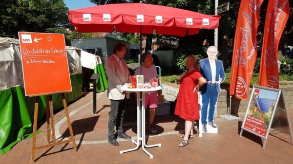 SPD-Stand